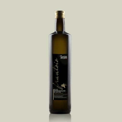 Bottiglia Olio EVO qualità Frantoio