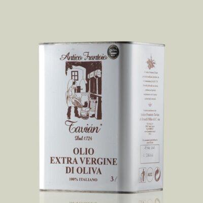 Olio Extra Vergine di Oliva Ligure - Latta 3litri